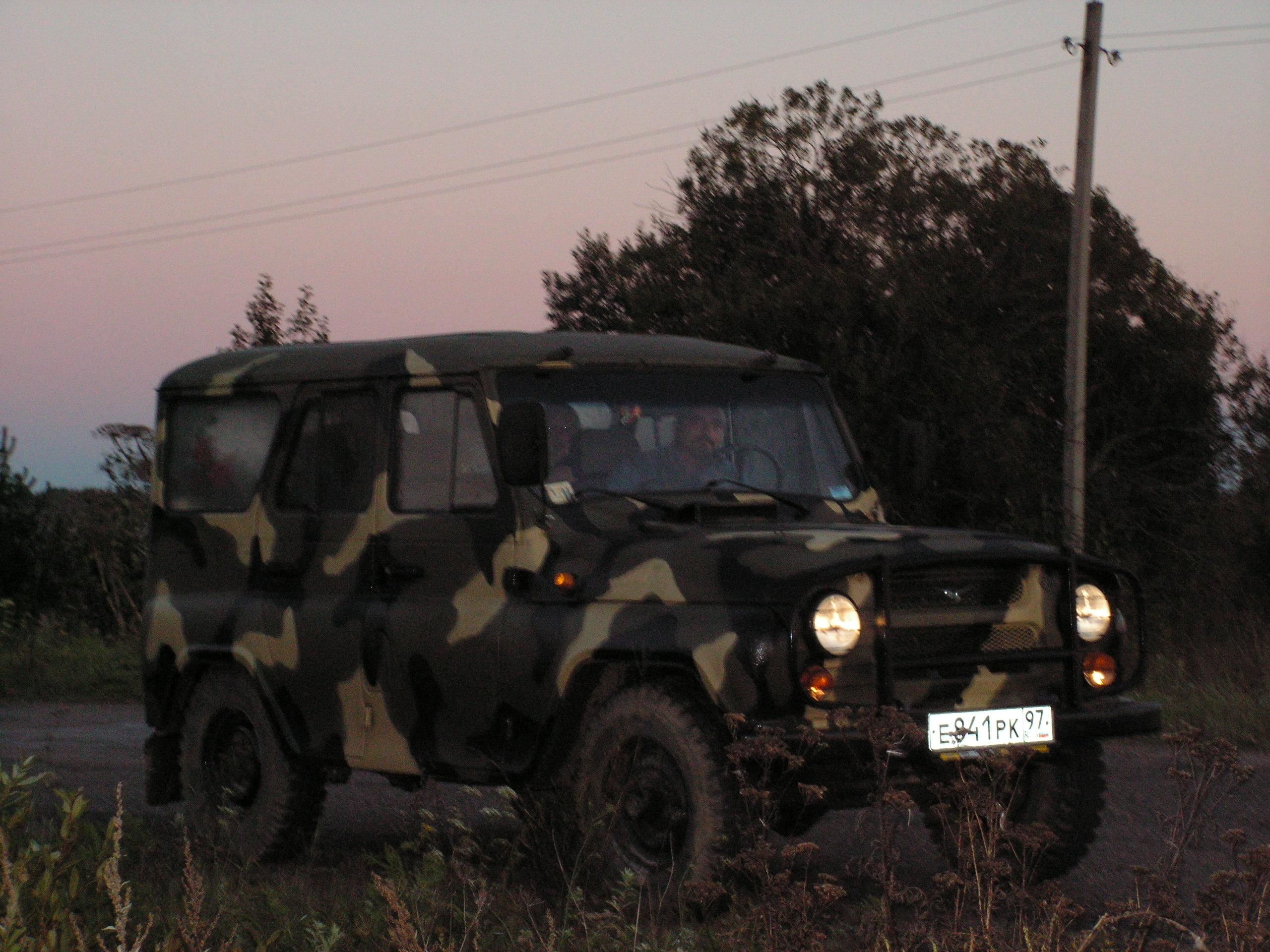 Покраска УАЗа в камуфляж своими руками - Ремонт и тюнинг кузова 38