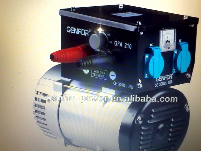 Купить альтернатор для бензогенератора в абакане бортовую сеть