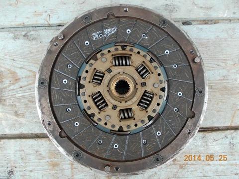 диск сцепления на опель фронтера